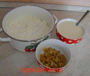 ингредиенты пасхи