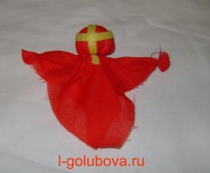 формируем крест