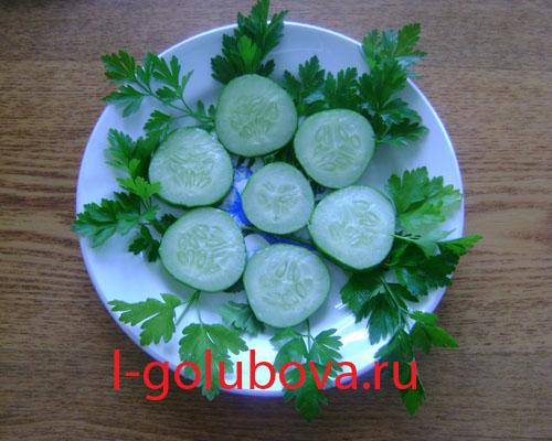 osnova dlja salata